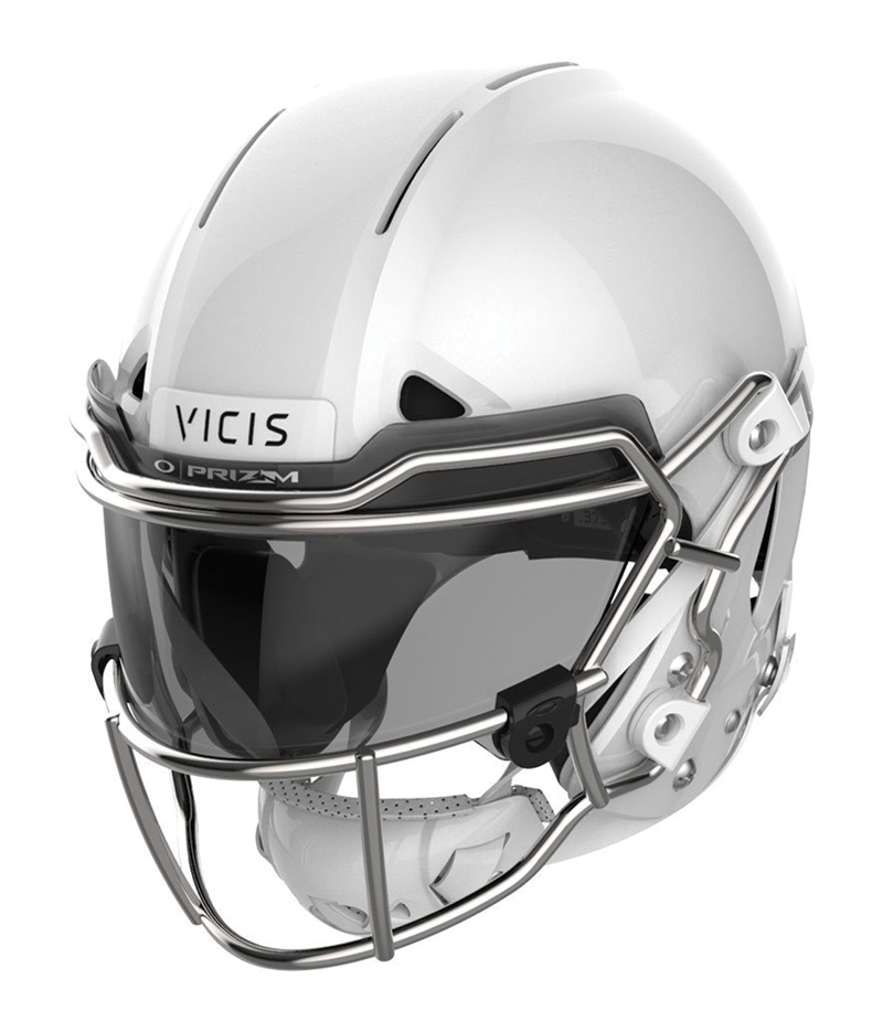 VUSD first district to adopt use of advanced football helmet - The  Sun-Gazette Newspaper