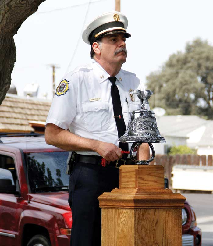 Farmersville Fire Chief May Get Budget Axe As Grant