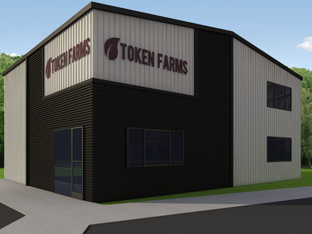 Token Farms opens sole dispensary in Farmersville, for now